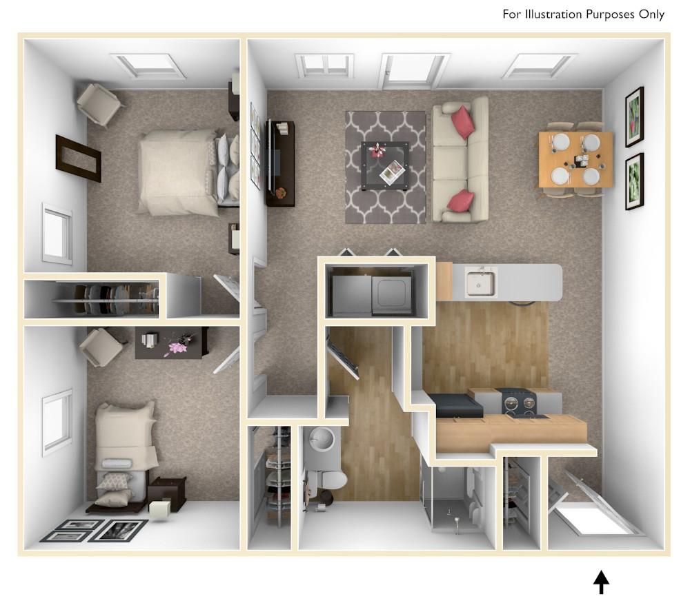 Innovage Senior Housing Thornton Comcap